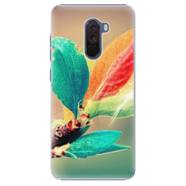 Plastové pouzdro iSaprio - Autumn 02 - Xiaomi Pocophone F1