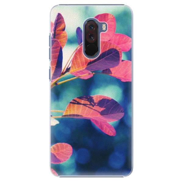 Plastové pouzdro iSaprio - Autumn 01 - Xiaomi Pocophone F1