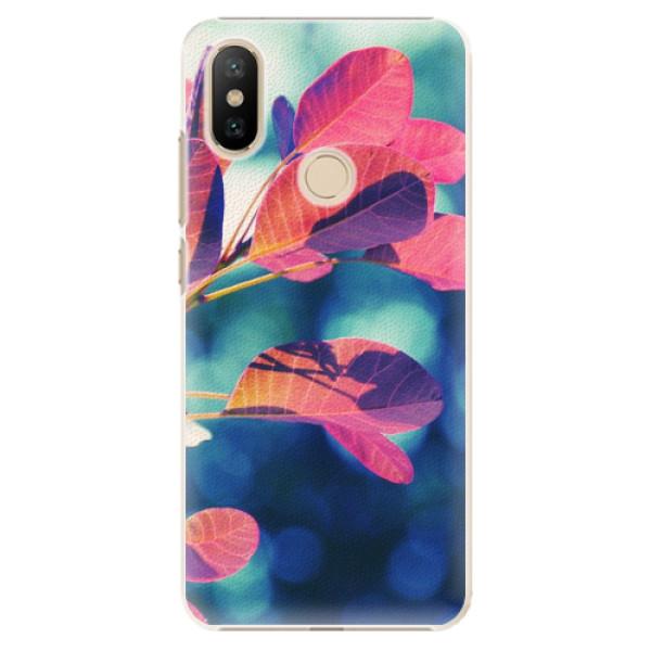 Plastové pouzdro iSaprio - Autumn 01 - Xiaomi Mi A2