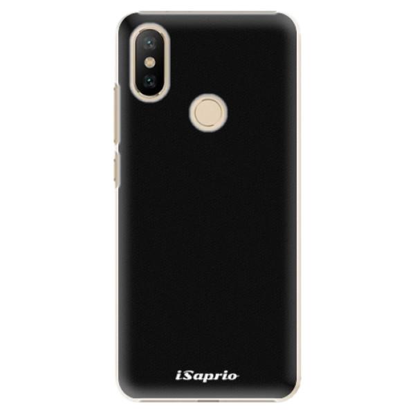 Plastové pouzdro iSaprio - 4Pure - černý - Xiaomi Mi A2
