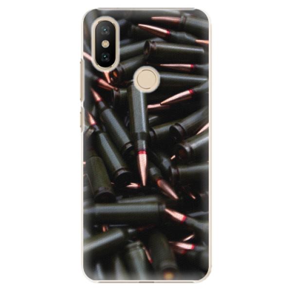 Plastové pouzdro iSaprio - Black Bullet - Xiaomi Mi A2