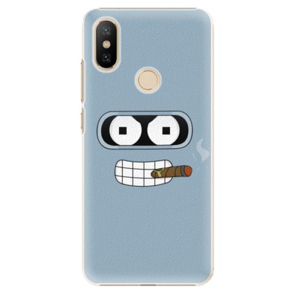 Plastové pouzdro iSaprio - Bender - Xiaomi Mi A2