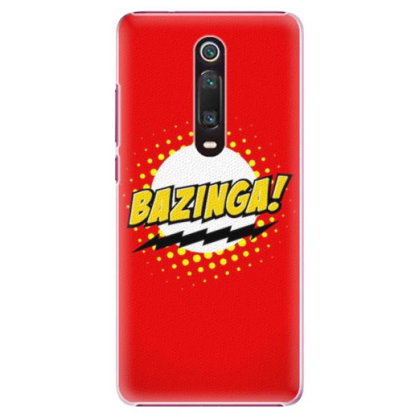 Plastové pouzdro iSaprio - Bazinga 01 - Xiaomi Mi 9T