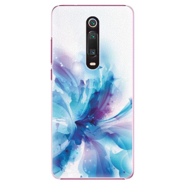 Plastové pouzdro iSaprio - Abstract Flower - Xiaomi Mi 9T