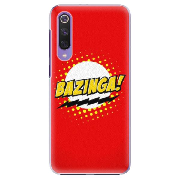 Plastové pouzdro iSaprio - Bazinga 01 - Xiaomi Mi 9 SE