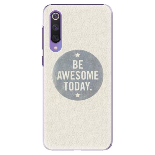Plastové pouzdro iSaprio - Awesome 02 - Xiaomi Mi 9 SE