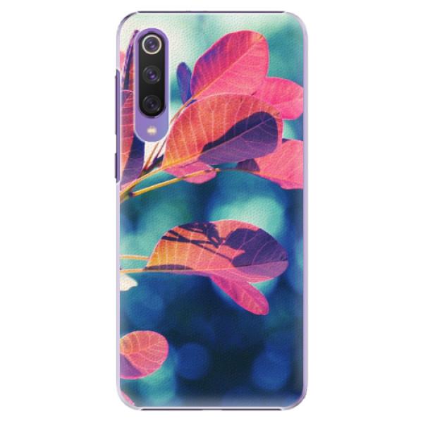 Plastové pouzdro iSaprio - Autumn 01 - Xiaomi Mi 9 SE