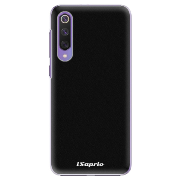 Plastové pouzdro iSaprio - 4Pure - černý - Xiaomi Mi 9 SE