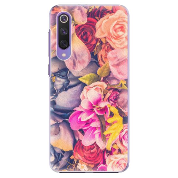 Plastové pouzdro iSaprio - Beauty Flowers - Xiaomi Mi 9 SE
