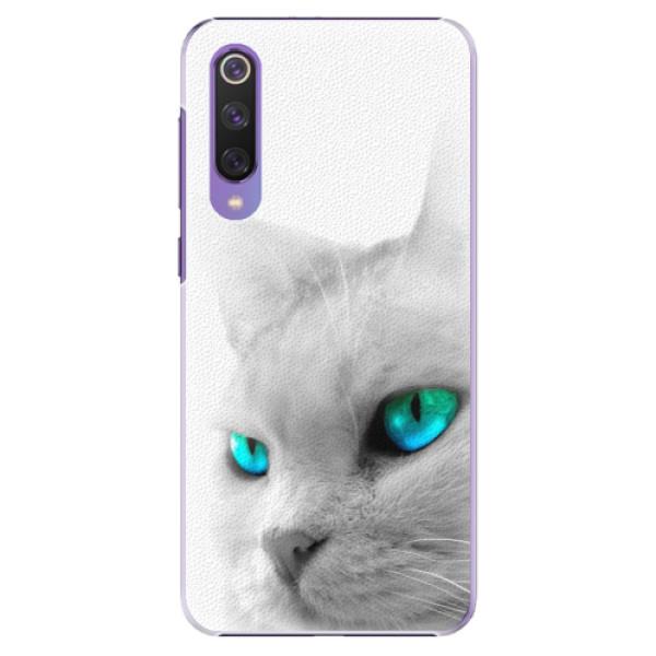 Plastové pouzdro iSaprio - Cats Eyes - Xiaomi Mi 9 SE