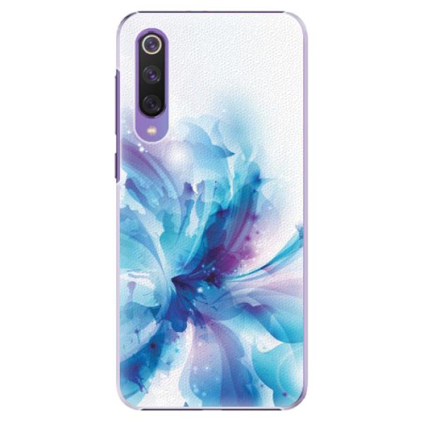 Plastové pouzdro iSaprio - Abstract Flower - Xiaomi Mi 9 SE