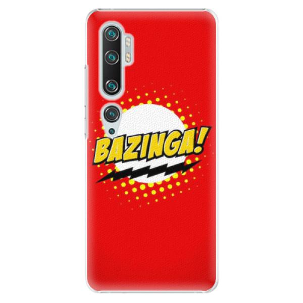 Plastové pouzdro iSaprio - Bazinga 01 - Xiaomi Mi Note 10 / Note 10 Pro