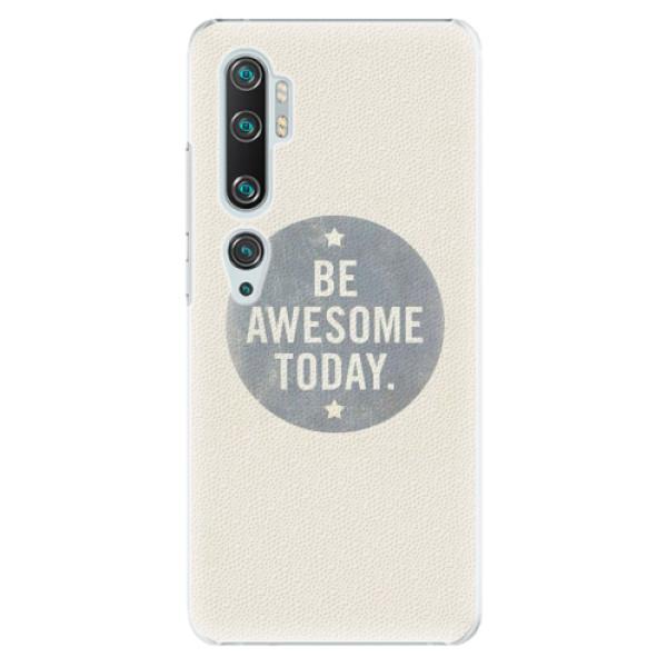 Plastové pouzdro iSaprio - Awesome 02 - Xiaomi Mi Note 10 / Note 10 Pro