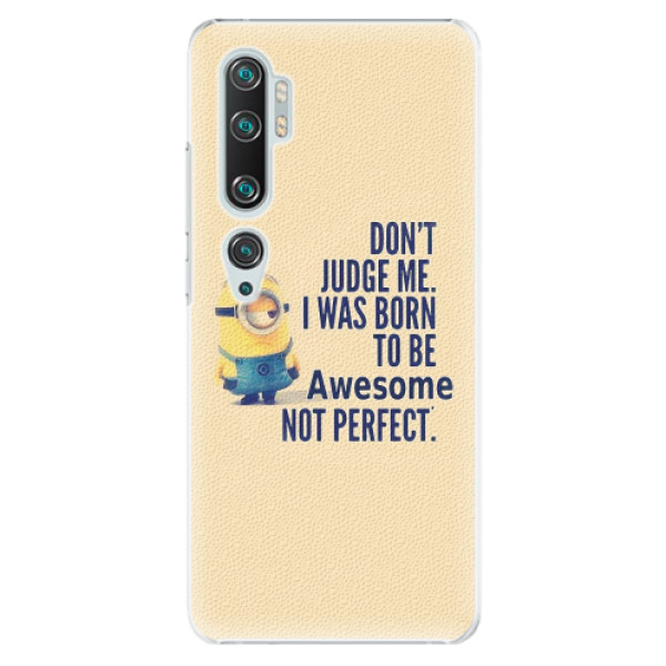 Plastové pouzdro iSaprio - Be Awesome - Xiaomi Mi Note 10 / Note 10 Pro