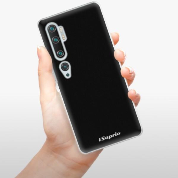 Plastové pouzdro iSaprio - 4Pure - černý - Xiaomi Mi Note 10 / Note 10 Pro