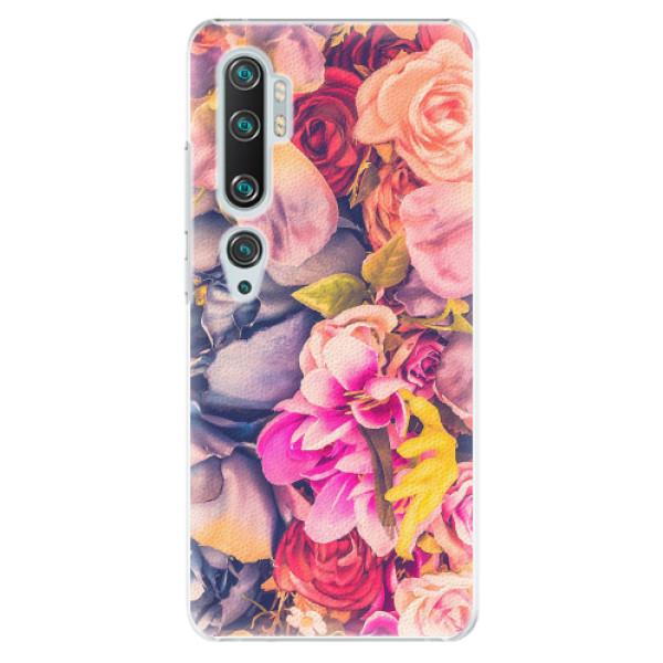 Plastové pouzdro iSaprio - Beauty Flowers - Xiaomi Mi Note 10 / Note 10 Pro