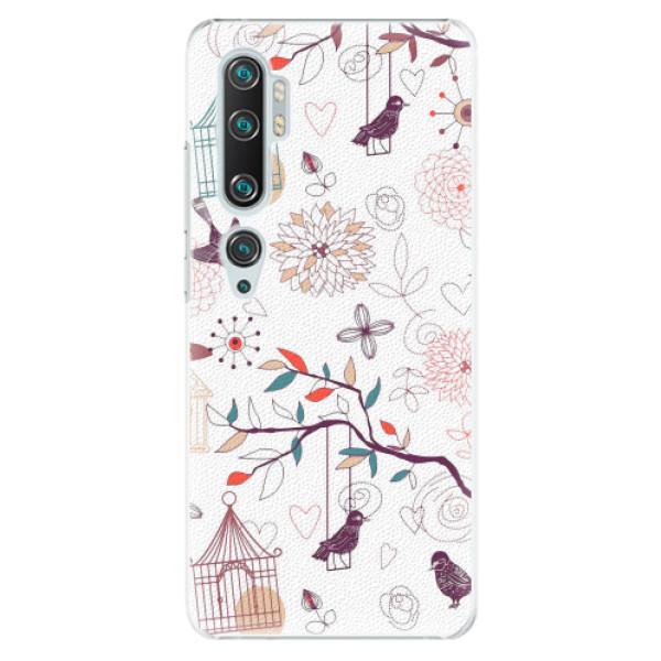 Plastové pouzdro iSaprio - Birds - Xiaomi Mi Note 10 / Note 10 Pro