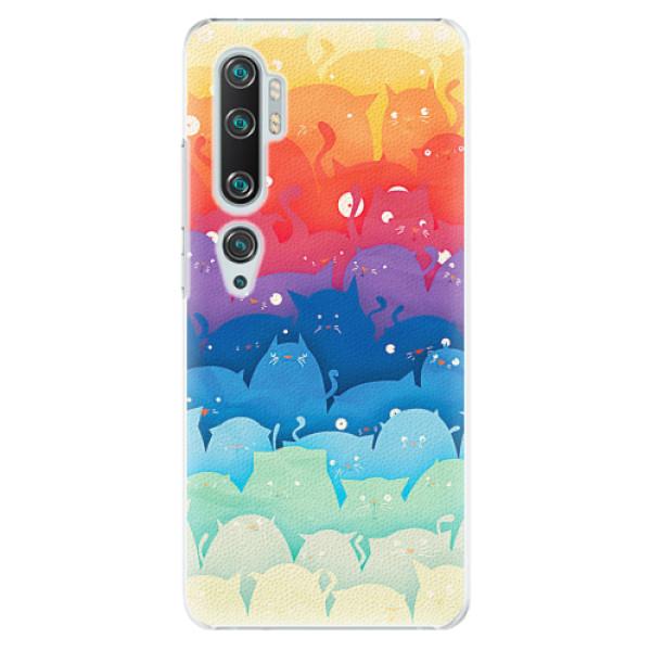 Plastové pouzdro iSaprio - Cats World - Xiaomi Mi Note 10 / Note 10 Pro