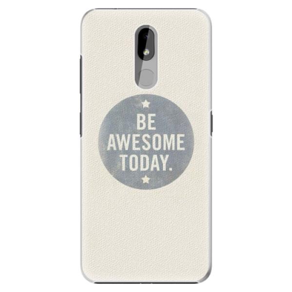 Plastové pouzdro iSaprio - Awesome 02 - Nokia 3.2