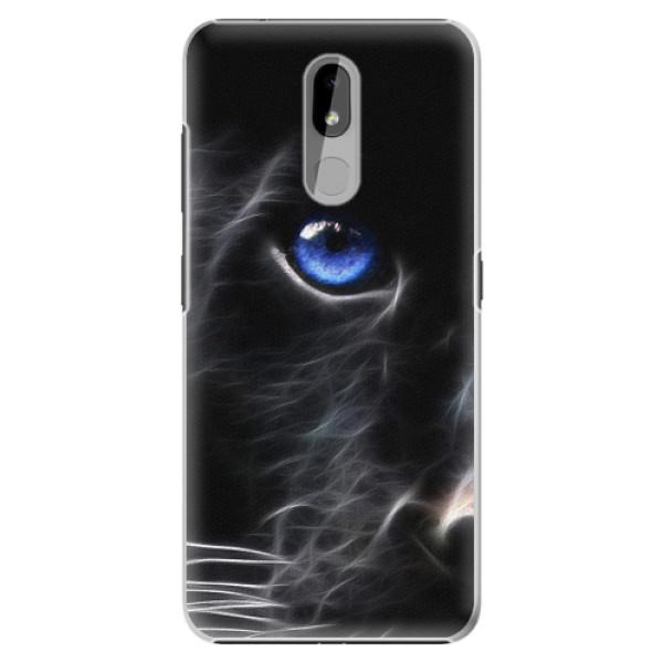 Plastové pouzdro iSaprio - Black Puma - Nokia 3.2