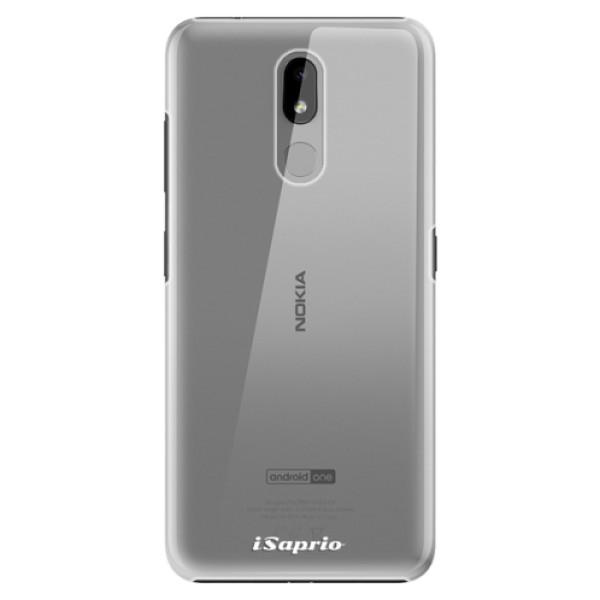 Plastové pouzdro iSaprio - 4Pure - mléčný bez potisku - Nokia 3.2