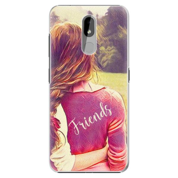 Plastové pouzdro iSaprio - BF Friends - Nokia 3.2