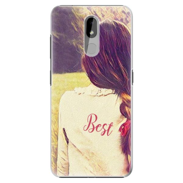 Plastové pouzdro iSaprio - BF Best - Nokia 3.2