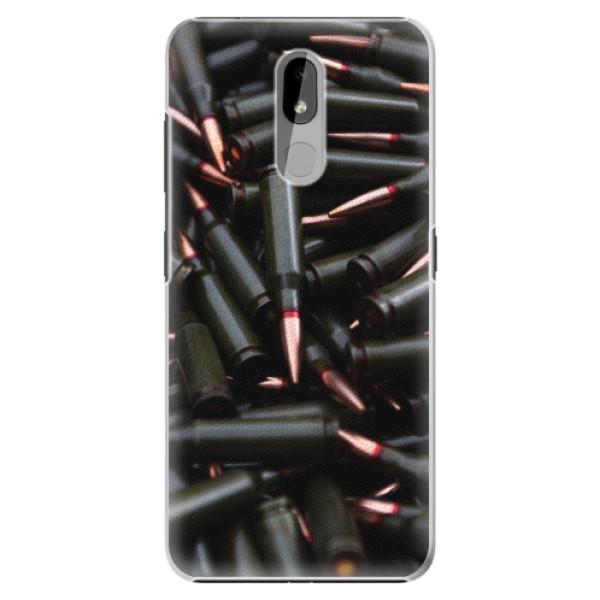 Plastové pouzdro iSaprio - Black Bullet - Nokia 3.2