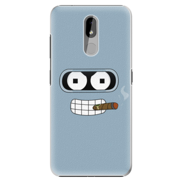 Plastové pouzdro iSaprio - Bender - Nokia 3.2