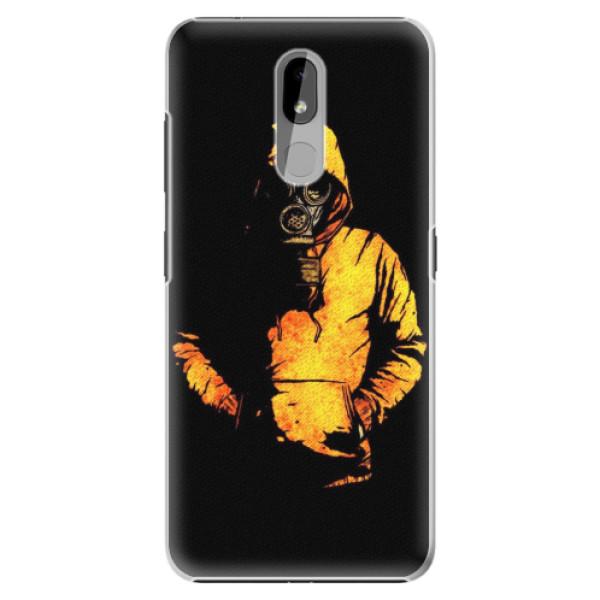 Plastové pouzdro iSaprio - Chemical - Nokia 3.2