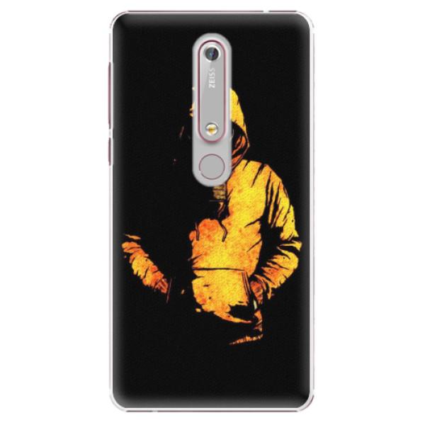 Plastové pouzdro iSaprio - Chemical - Nokia 6.1