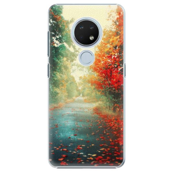 Plastové pouzdro iSaprio - Autumn 03 - Nokia 6.2