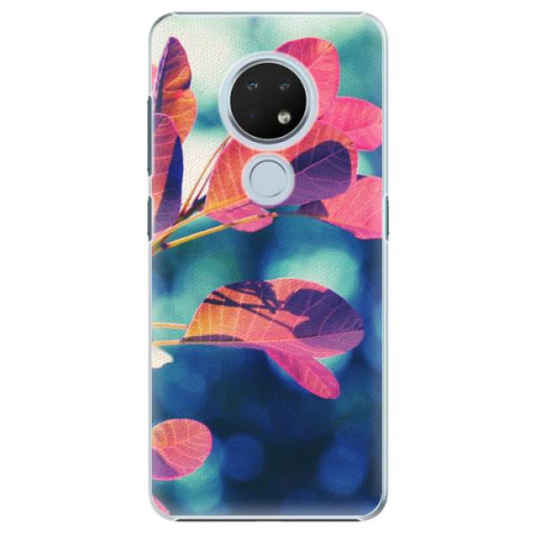 Plastové pouzdro iSaprio - Autumn 01 - Nokia 6.2