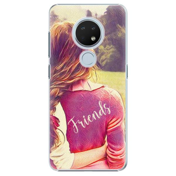 Plastové pouzdro iSaprio - BF Friends - Nokia 6.2