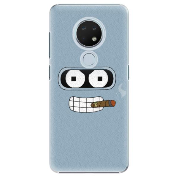 Plastové pouzdro iSaprio - Bender - Nokia 6.2