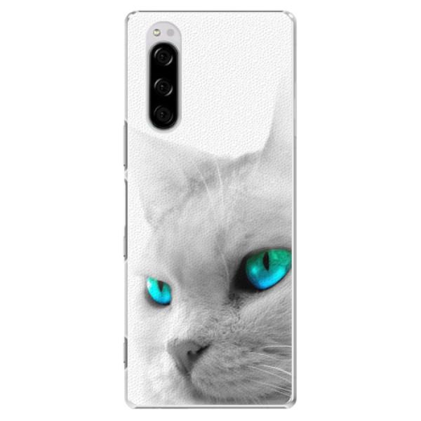 Plastové pouzdro iSaprio - Cats Eyes - Sony Xperia 5