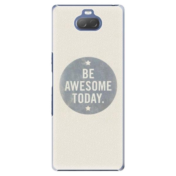 Plastové pouzdro iSaprio - Awesome 02 - Sony Xperia 10