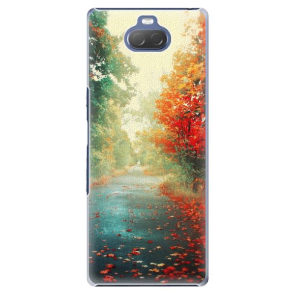 Plastové pouzdro iSaprio - Autumn 03 - Sony Xperia 10