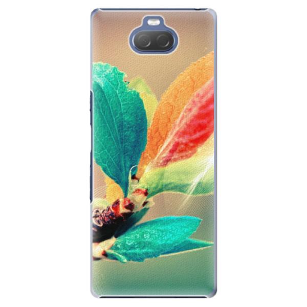 Plastové pouzdro iSaprio - Autumn 02 - Sony Xperia 10