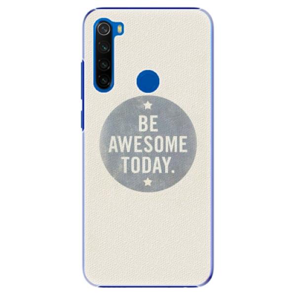 Plastové pouzdro iSaprio - Awesome 02 - Xiaomi Redmi Note 8T