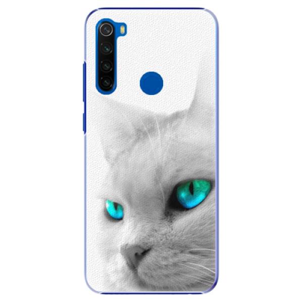 Plastové pouzdro iSaprio - Cats Eyes - Xiaomi Redmi Note 8T