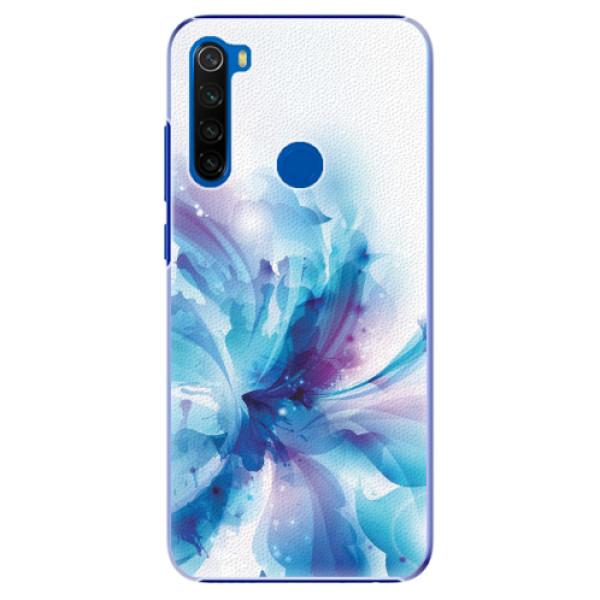 Plastové pouzdro iSaprio - Abstract Flower - Xiaomi Redmi Note 8T