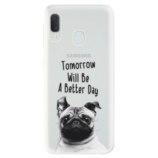 Odolné silikonové pouzdro iSaprio - Better Day 01 - Samsung Galaxy A20e