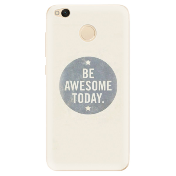 Odolné silikonové pouzdro iSaprio - Awesome 02 - Xiaomi Redmi 4X