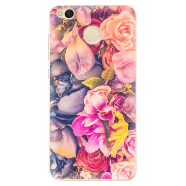 Odolné silikonové pouzdro iSaprio - Beauty Flowers - Xiaomi Redmi 4X