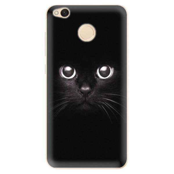 Odolné silikonové pouzdro iSaprio - Black Cat - Xiaomi Redmi 4X