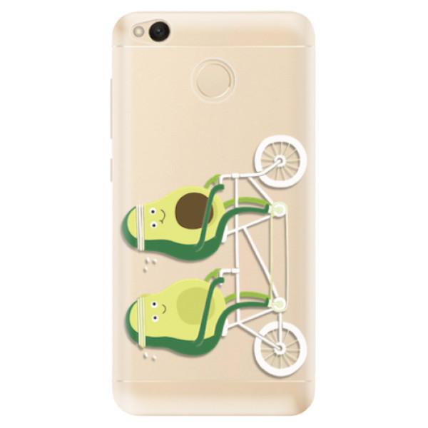 Odolné silikonové pouzdro iSaprio - Avocado - Xiaomi Redmi 4X