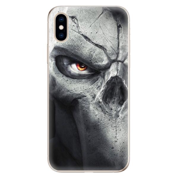 Odolné silikonové pouzdro iSaprio - Horror - iPhone XS