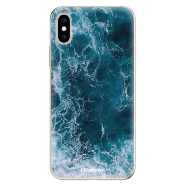 Odolné silikonové pouzdro iSaprio - Ocean - iPhone XS
