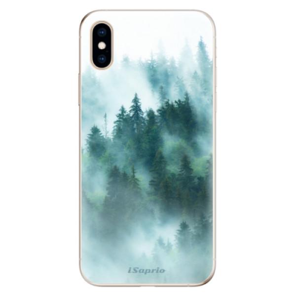 Odolné silikonové pouzdro iSaprio - Forrest 08 - iPhone XS